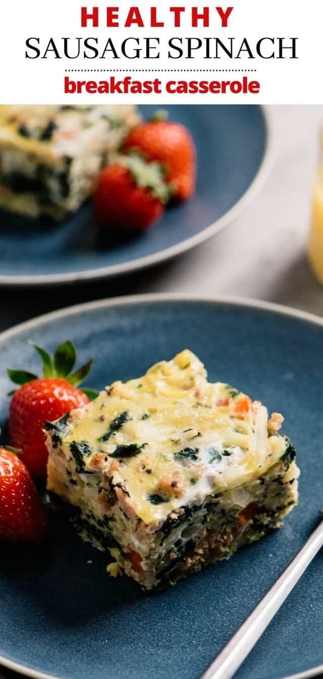 how to make a healthy breakfast casserole