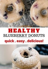 how to make baked donuts