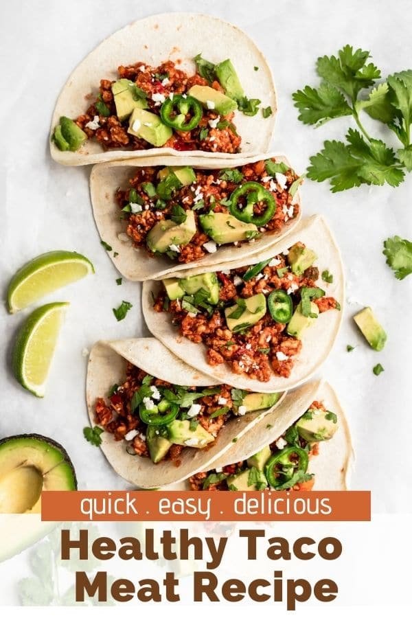 turkey taco meat recipe