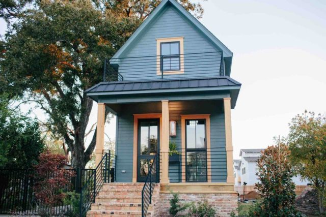 shotgun home from Fixer Upper