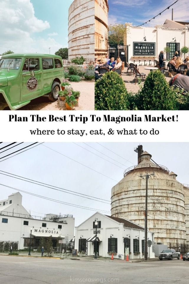 sites from Magnolia Market at the silos