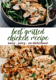 how to make the best grilled chicken