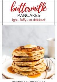 the best buttermilk pancakes ever