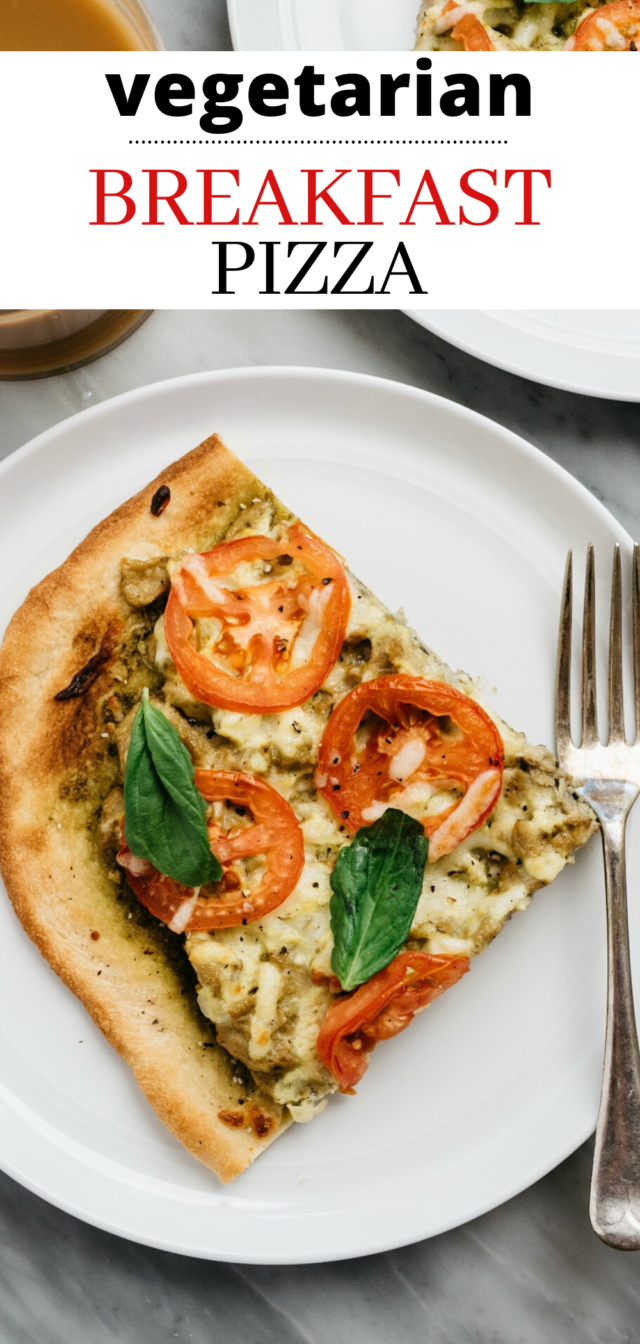 how to make an easy breakfast pizza