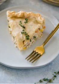 how to make an easy pot pie