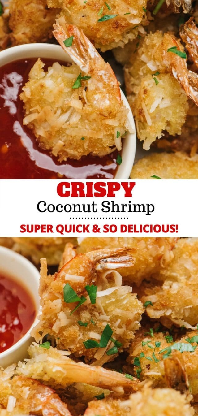 how to make coconut shrimp