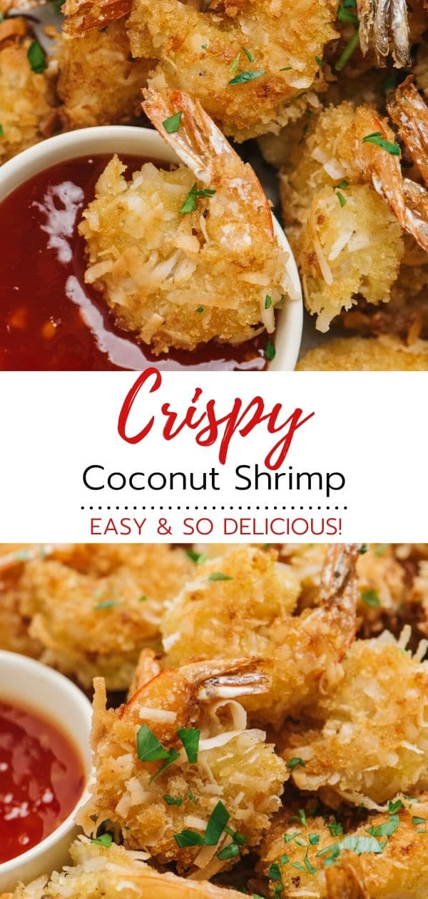 how to make crispy coconut shrimp