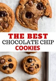how to make the best chocolate chip cookie recipe
