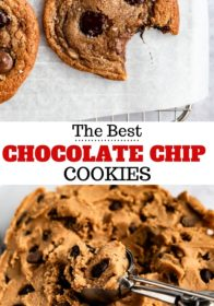 instructions for the best chocolate chip cookies