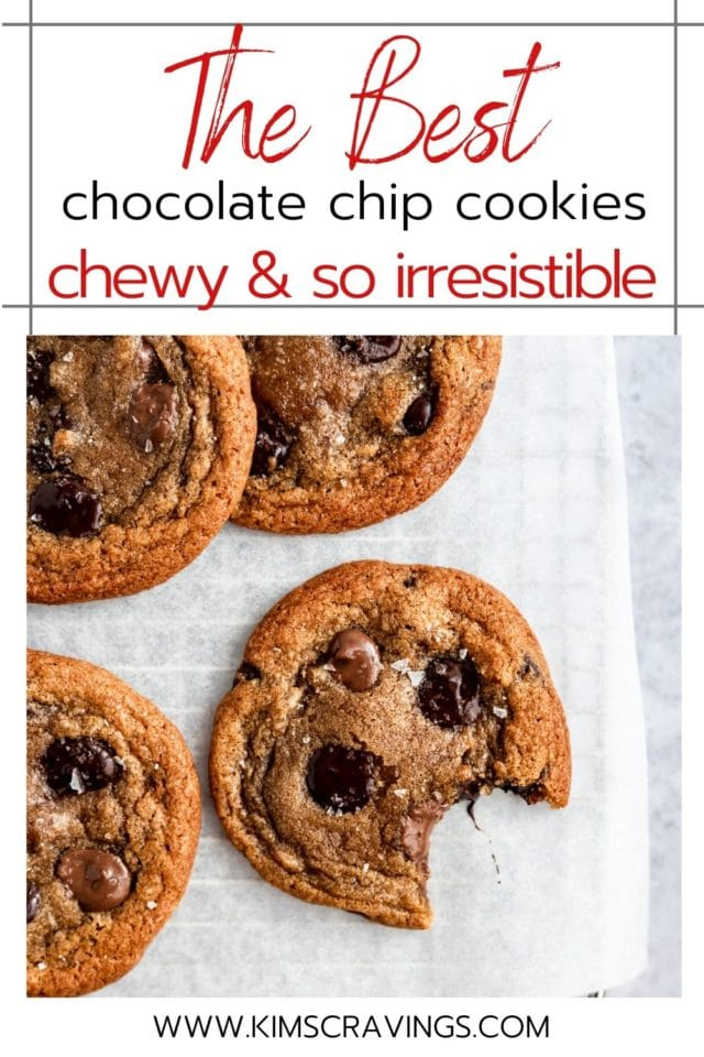an easy chocolate chip cookie recipe