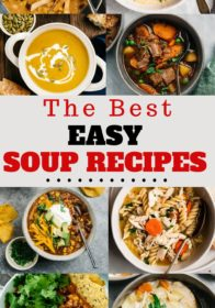 the best easy soup recipes to make before winter ends