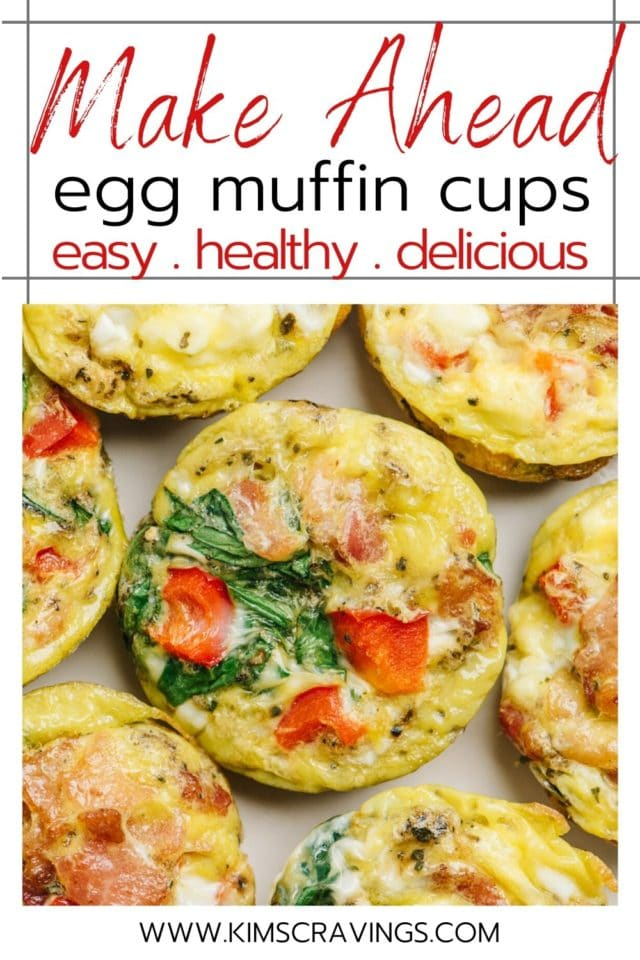 how to make easy egg muffins for breakfast