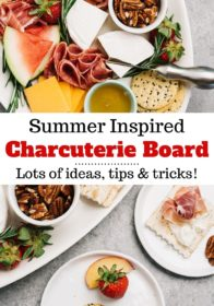 learn how to build a summer charcuterie board