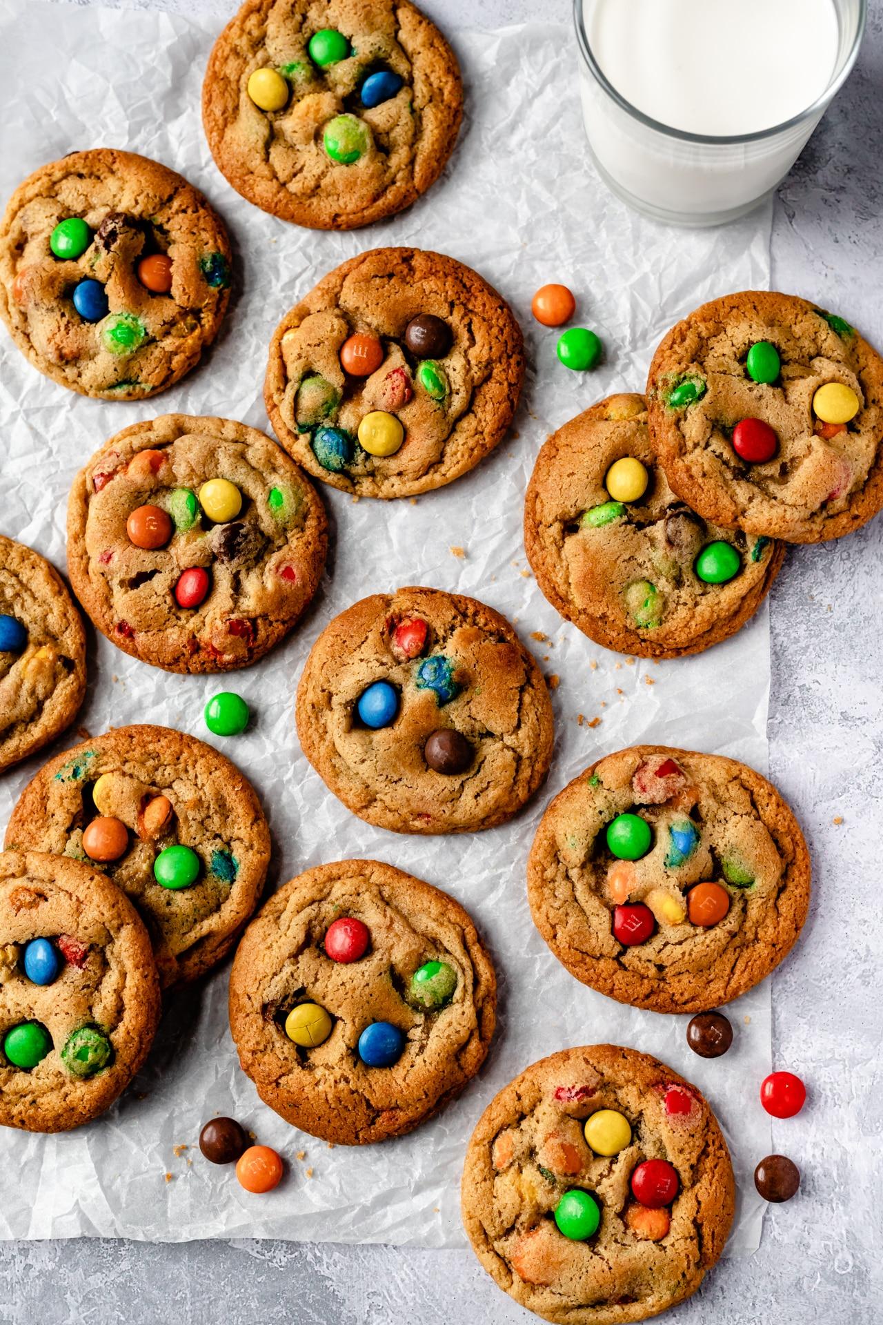 Best M M Cookies Kim S Cravings
