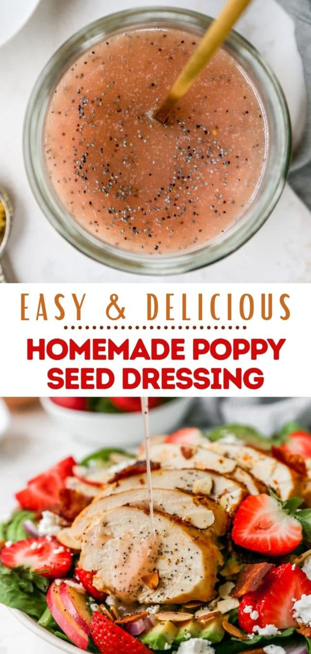 how to make poppy seed dressing