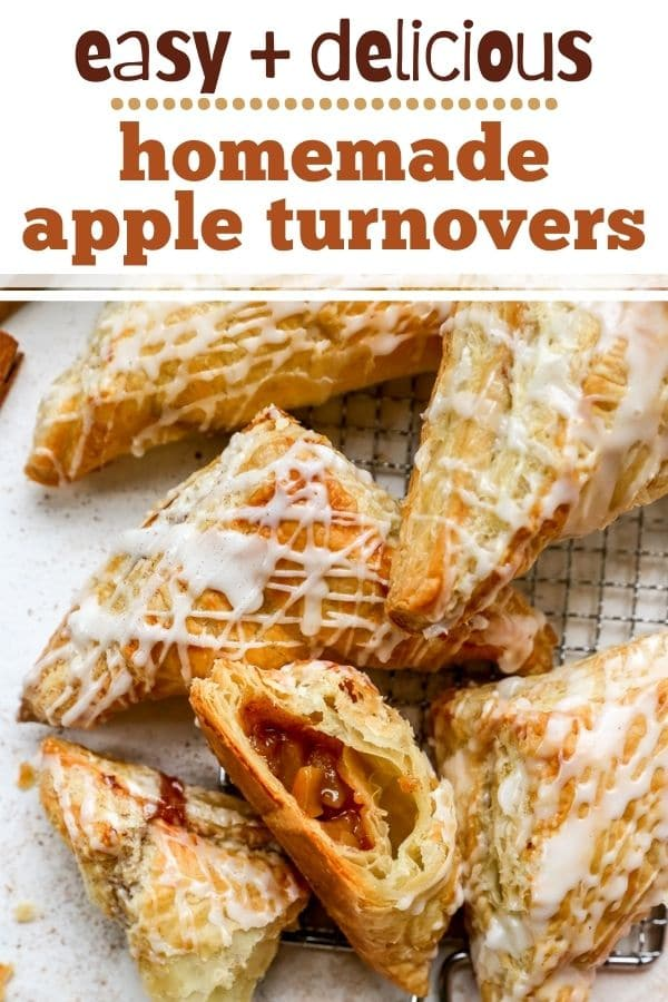 easy and delicious apple turnovers