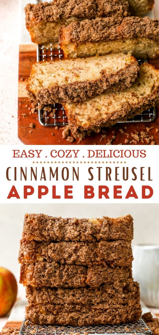 easy recipe for apple bread