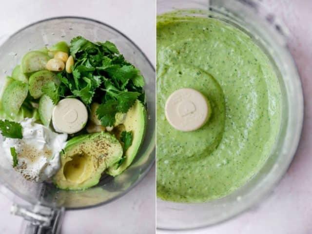 how to make southwest salad dressing